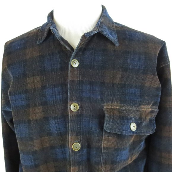 True Grit Other - Vtg True Grit Large Relaxed Fit Corduroy L/S Shirt